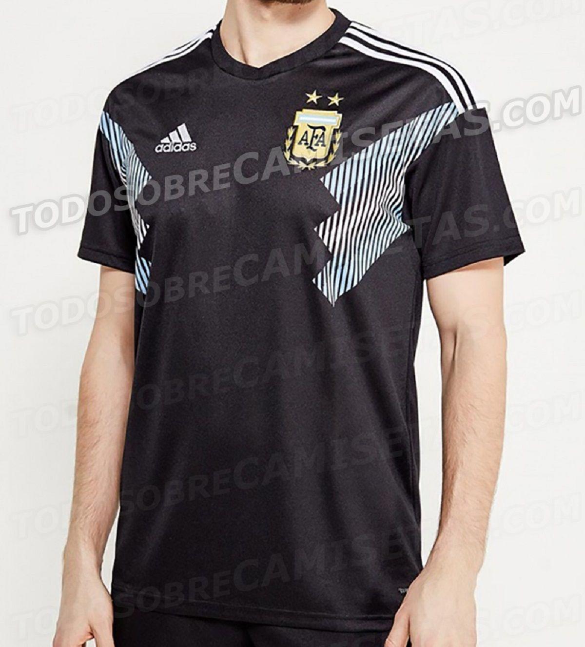 Camiseta alternativa de la Selección
