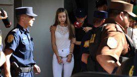 Nahir Galarza será trasladada a una cárcel con más beneficios