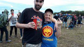 El Cosquín Rock los volvió a unir: madre e hijo se amigaron después de 20 años peleados