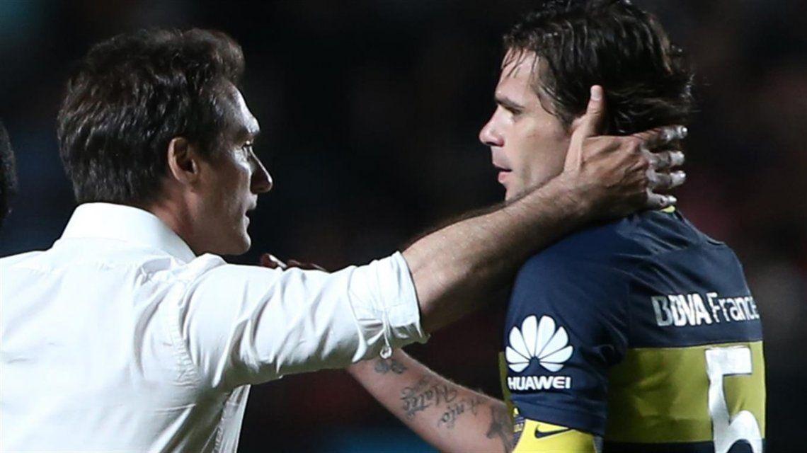 Guillermo confirmó que Gago va a estar en la lista de la Copa Libertadores: afuera Benedetto