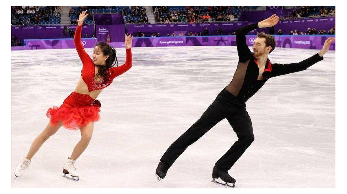 El gran hit llegó a los Juegos Olímpicos de Invierno dePyeongchang 2018.
