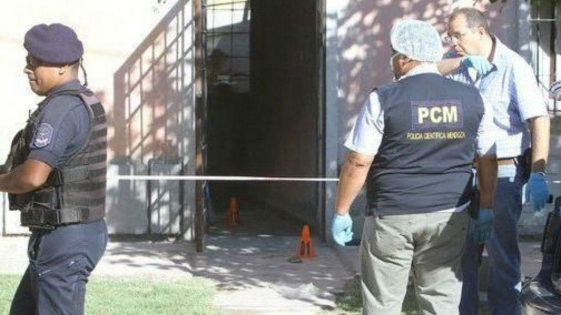 Me mandé una cagada: la confesión del autor del triple crimen de Mendoza antes de quitarse la vida