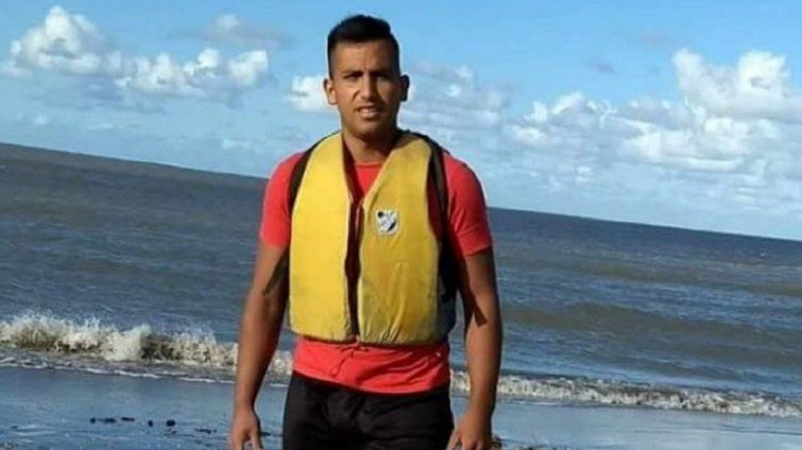 Marcos Tabarcachi fue rescatado después de dos días a la deriva