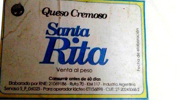 Este es el Queso Cremoso de Santa Rita