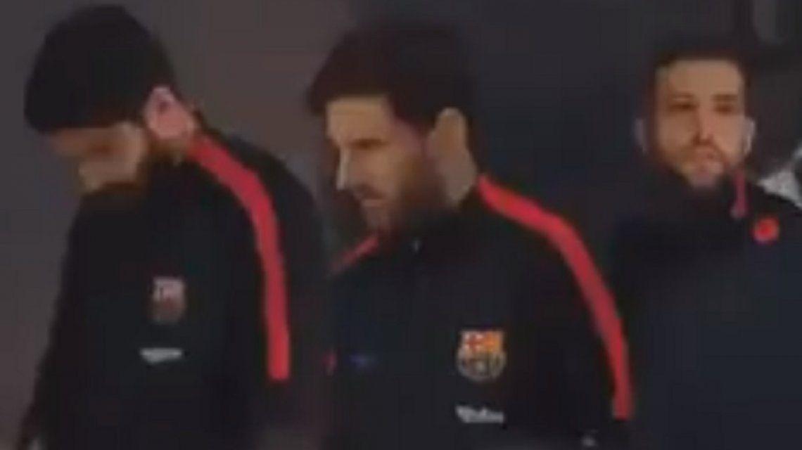 La divertida situación entre Messi, Suárez y Jordi Alba que se volvió viral