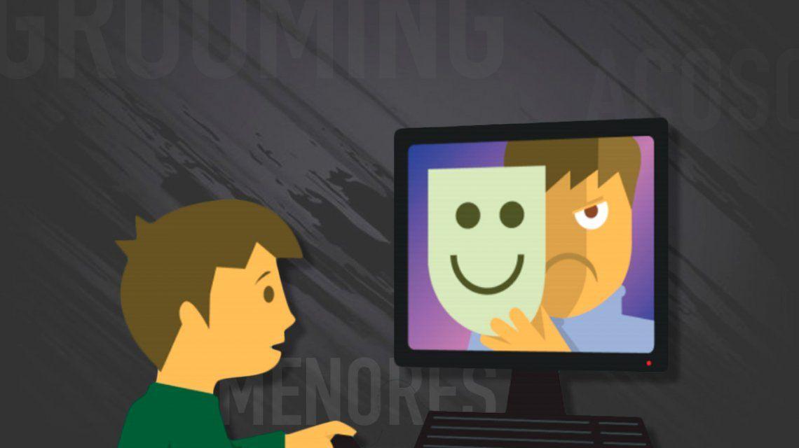 Grooming qué hacer frente al acoso a los chicos