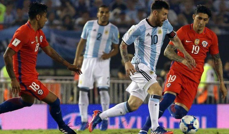Multan a la AFA por omitir normas de seguridad en el último Argentina-Chile en River
