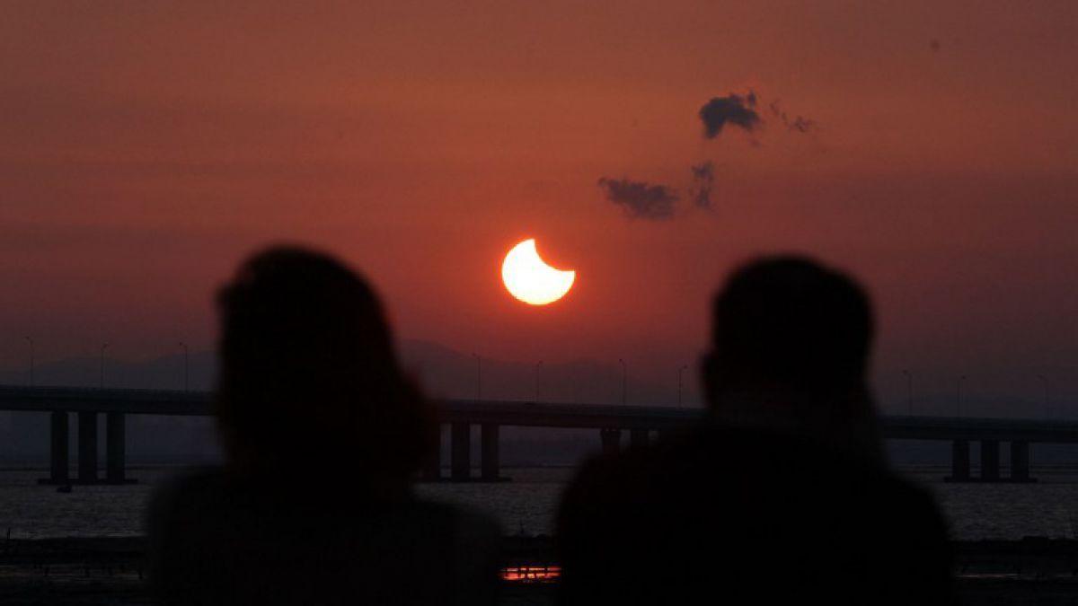 ¿Dónde y a qué hora podrá verse el eclipse solar de este jueves?