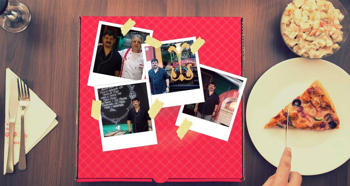 De vivir en la calle a ser pizzero: la historia de superación personal de José Luis