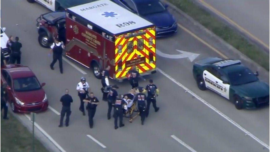 Al menos 17 personas murieron en el tiroteo en una escuela de Florida