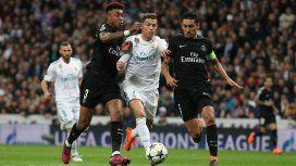Ronaldo marcó dos goles en el triunfo del Real Madrid ante el PSG