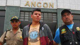 Alexander Delgado, que drogó a su gemelo para fugarse