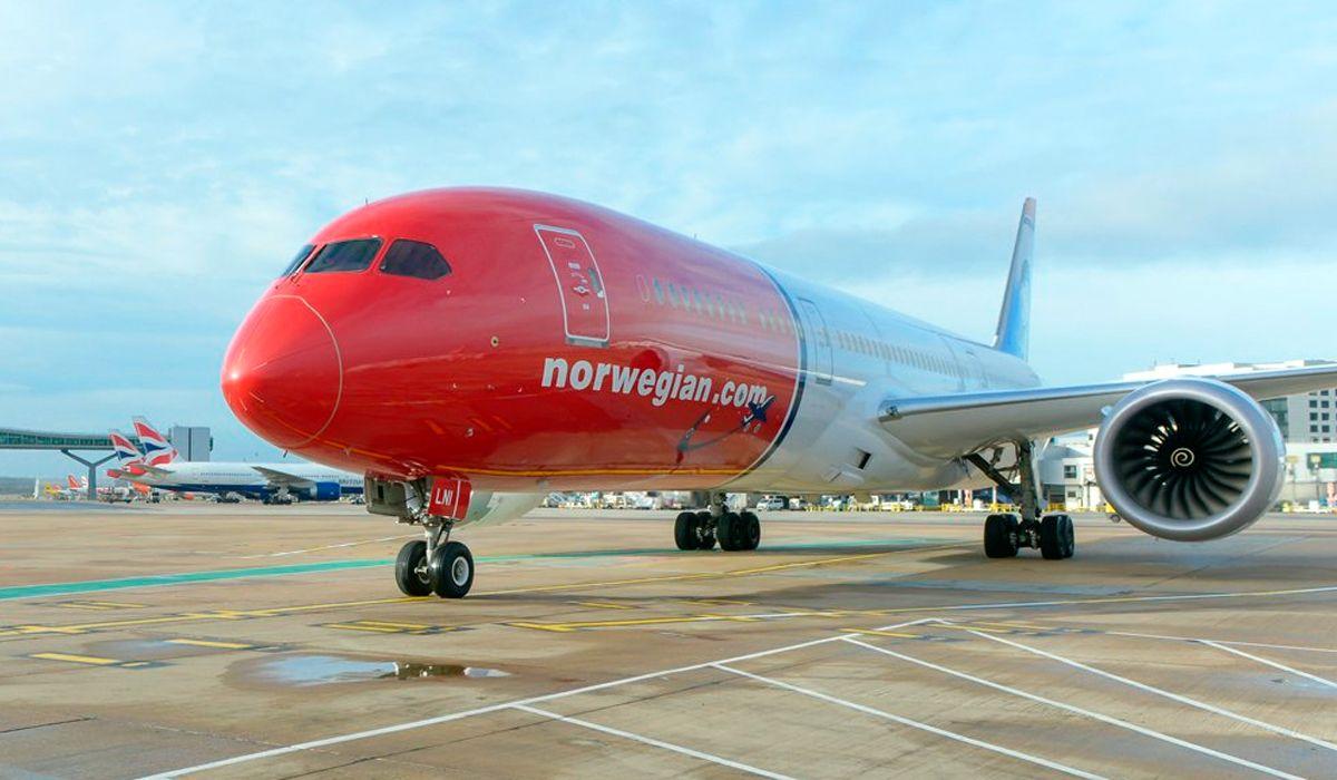 Low cost: Norwegian empezó a vender pasajes a destinos locales