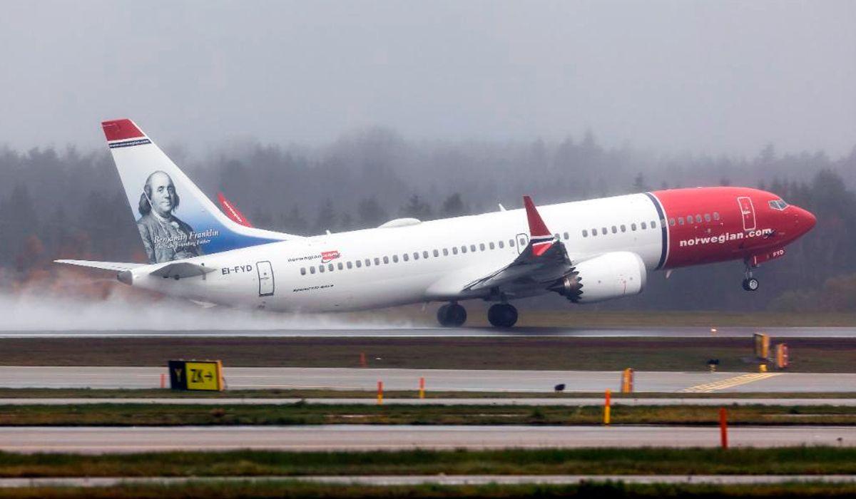 Low cost: Norwegian fue autorizado a vender pasajes para vuelos de cabotaje