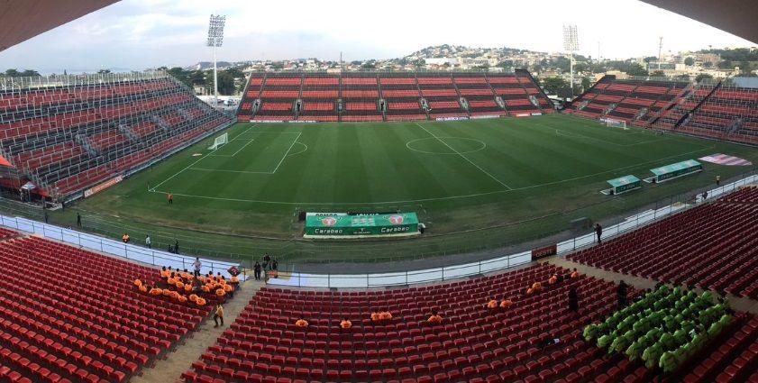De terror: así está el estadio en el que debutará River en la Copa Libertadores