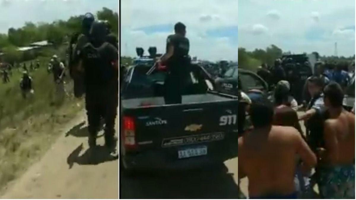 VIDEO: El asesinato de una maestra casi genera una pueblada en Santa Fe