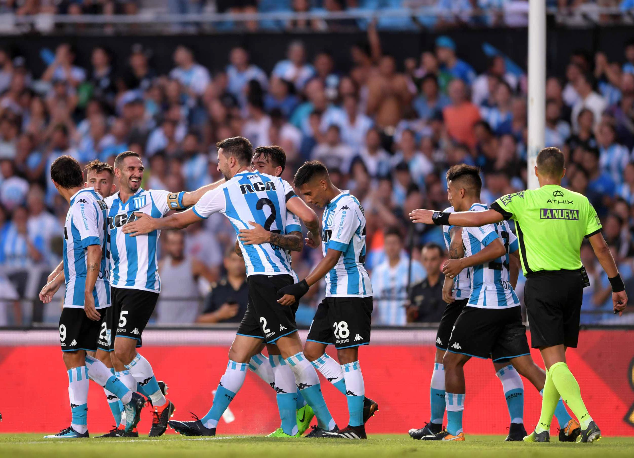 Godoy Cruz vs. Racing por la fecha 17 de la Superliga: horario, formaciones y TV