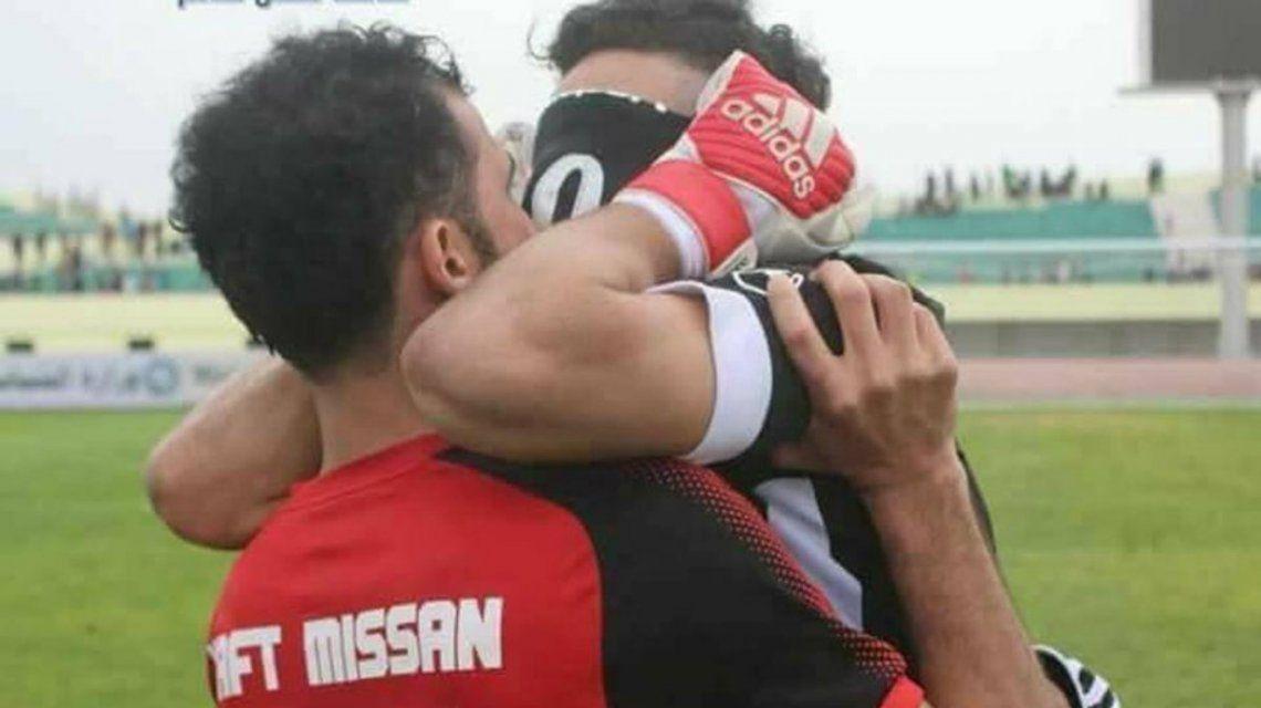 Ahmad escondió la noticia de la muerte de su hija para poder jugar el partido