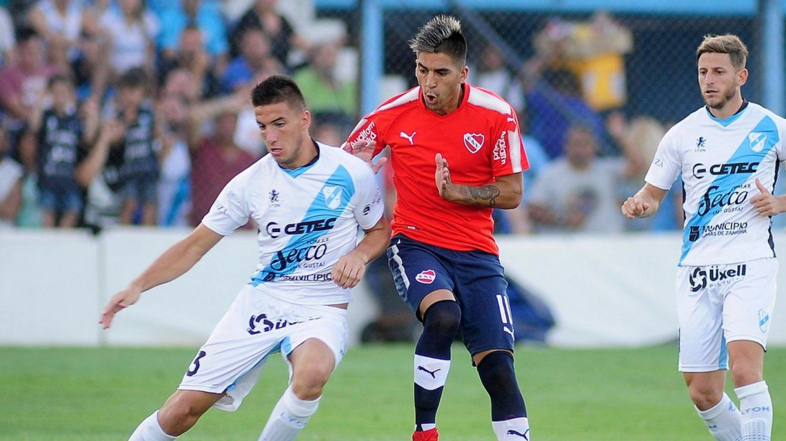 Independiente visita a Temperley