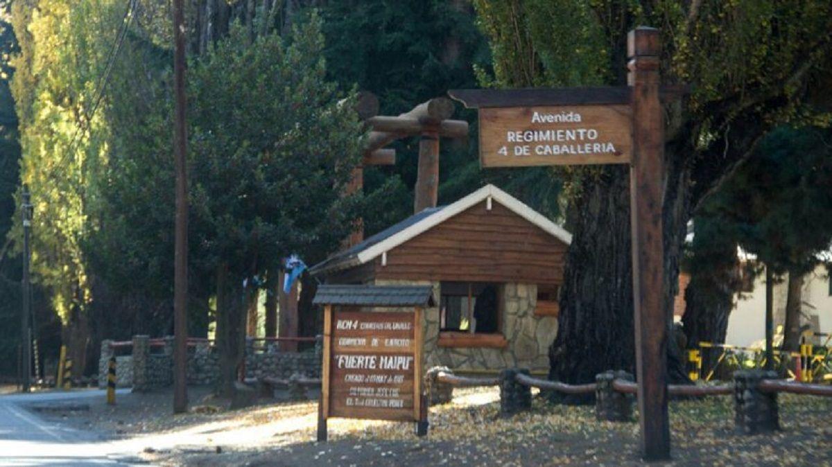 Denuncian una violación en el Regimiento 4 de San Martín de los Andes