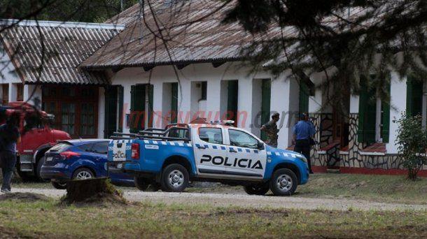 Denuncian una violación en el Regimiento 4 de San Martín de los Andes - Crédito: Federico Soto/lmnequen