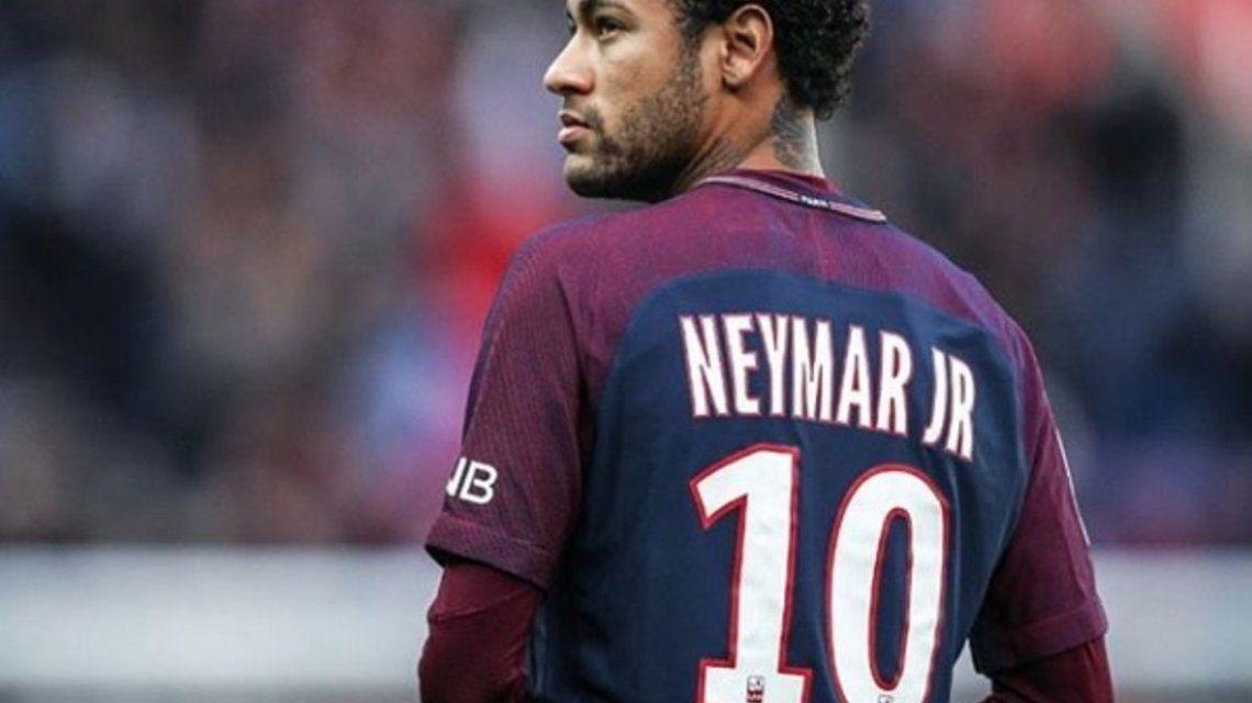 Neymar en Paris Saint Germain - Crédito: Insttagramneymarjr/nogueirafoto