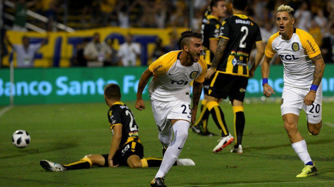 Imparable: Rosario Central goleó a Olimpo en el Gigante de Arroyito