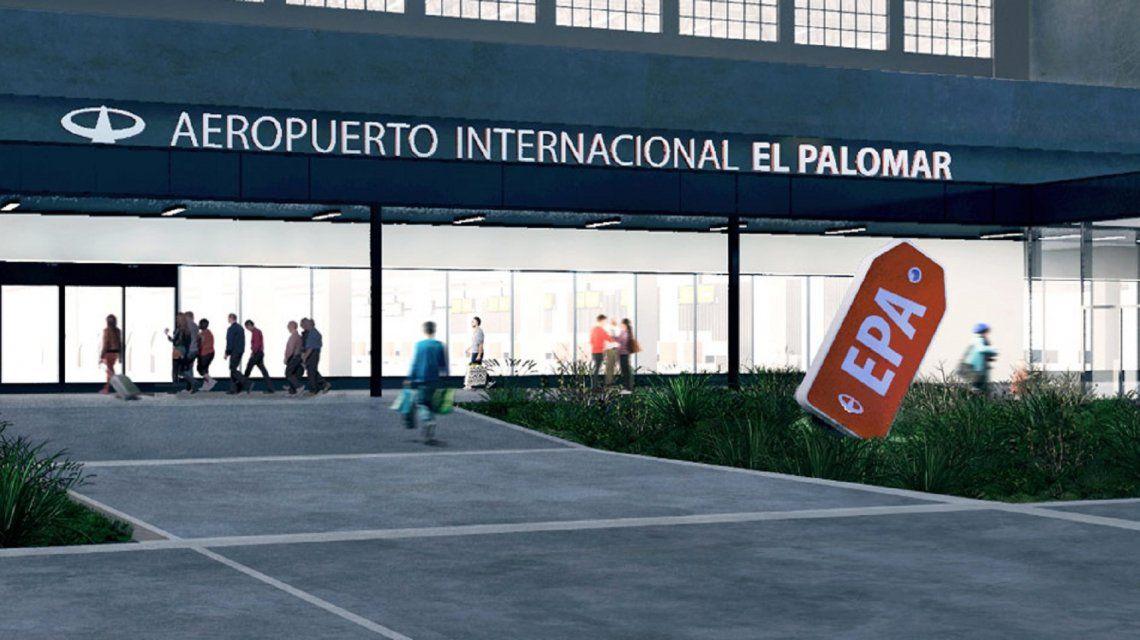 Amplían aún más el horario de prohibición de vuelos nocturnos en el aeropuerto de El Palomar