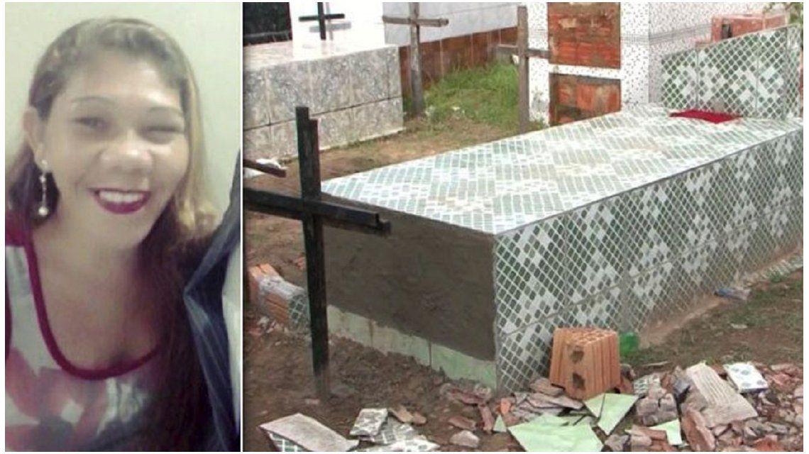 La verdad detrás de la mujer que fue enterrada viva, luchó 11 días para salir del ataúd y murió