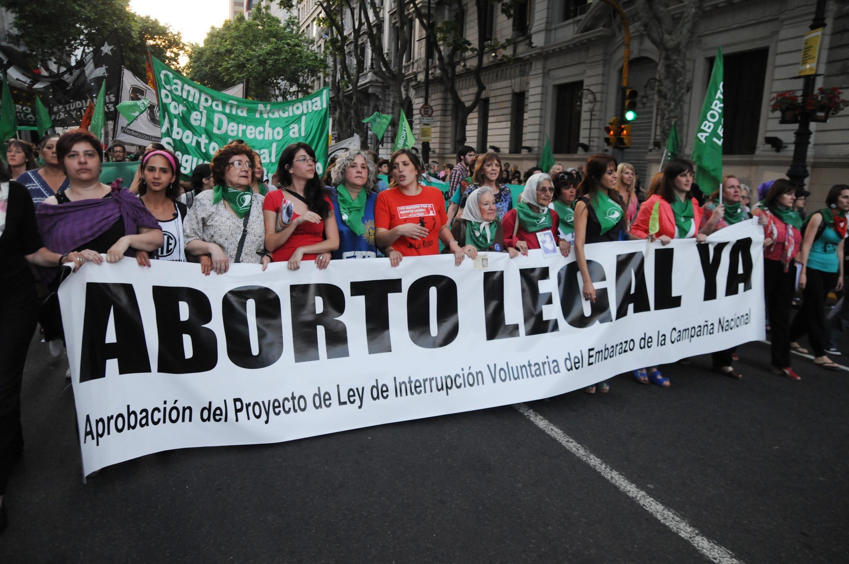 Resultado de imagen para imagenes marchas aborto seguro