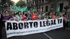 Despenalización del aborto: se presenta el proyecto de ley en el Congreso