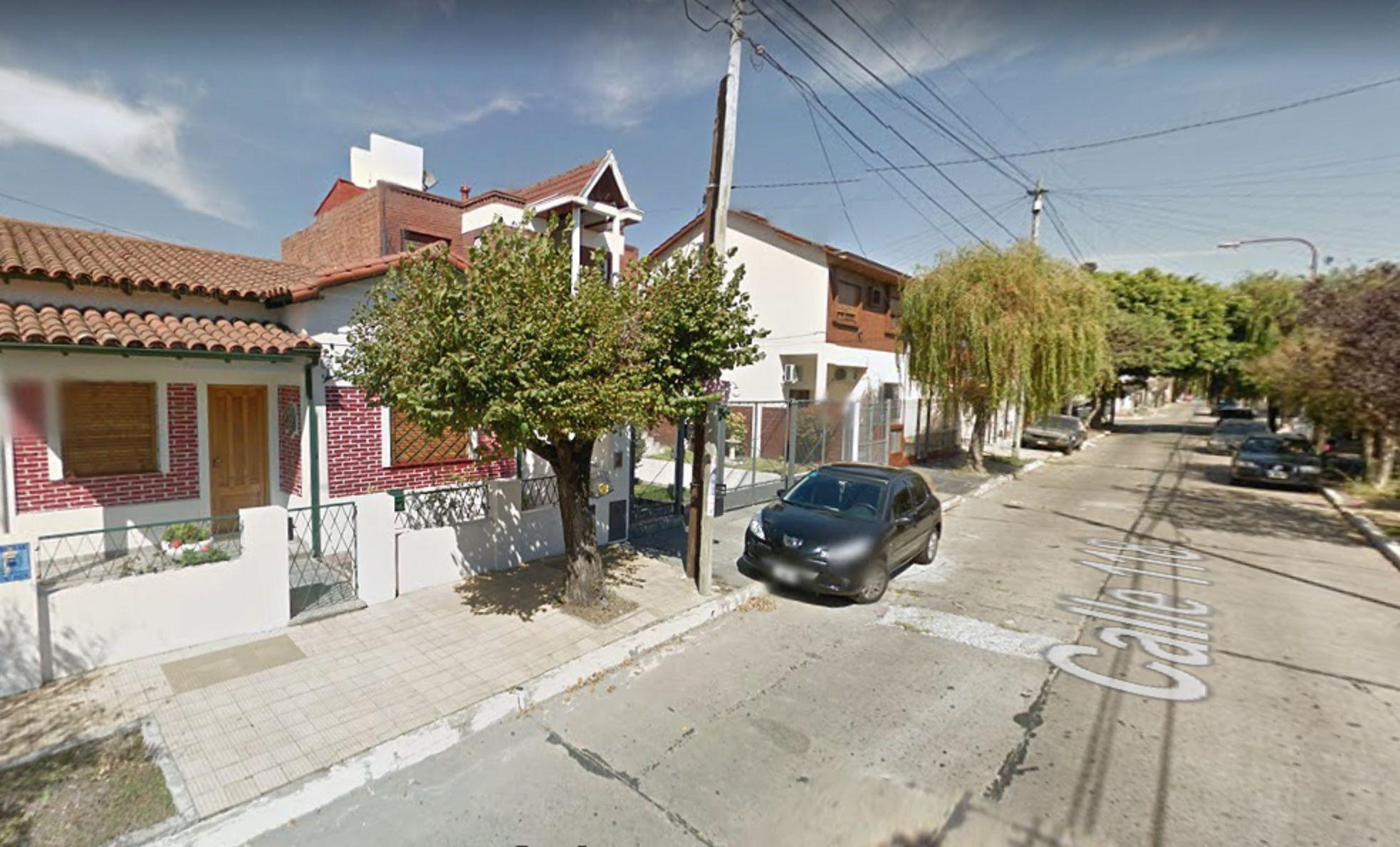 Sacaba el auto y lo mataron para robárselo: Por favor, vecinos, ayúdenme