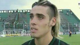 El jugador, categoría 97, ya le había convertido a Atlético Tucumán