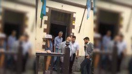 No me tranquilizo nada: una docente en crisis explotó y le dijo de todo al intendente de Mar del Plata