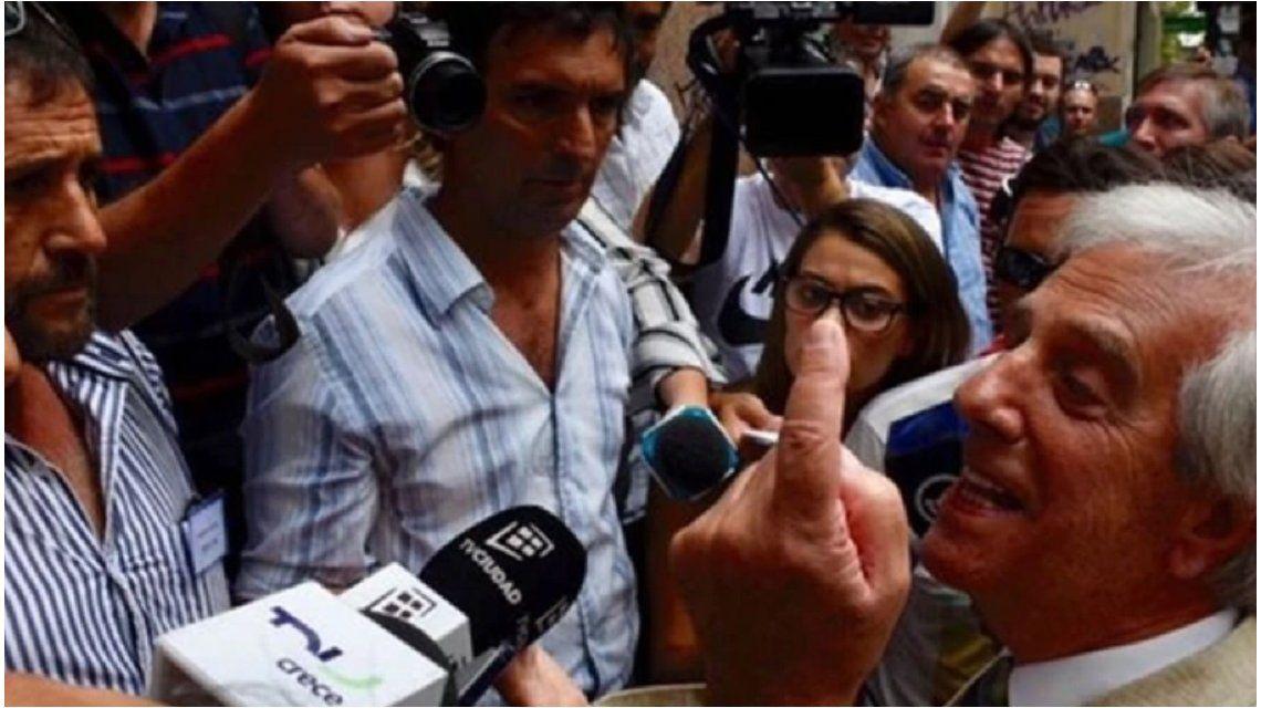 Tabaré Vázquez cruzó a unos productores rurales que lo tildaron de mentiroso