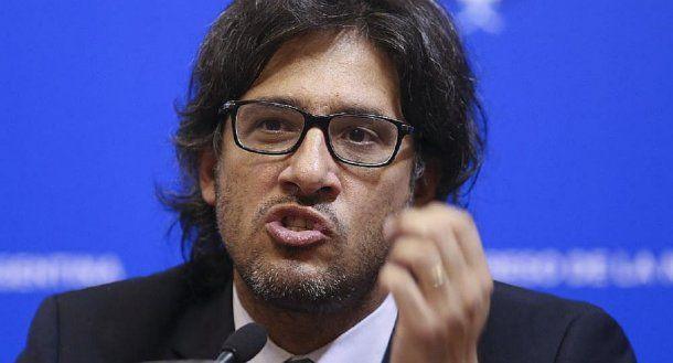 Germán Garavano, ministro de Justicia de la Nación<br>