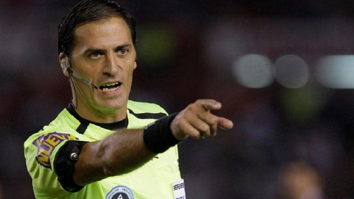 Mal recuerdo para Boca: el Superclásico ante River lo dirigirá Mauro Vigliano
