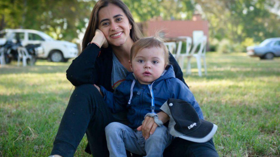 Milo tiene que comenzar su tratamiento antes de cumplir dos años en mayo