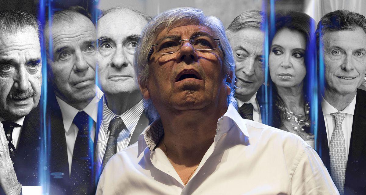 De Alfonsín a Macri, cómo fue la relación de Hugo Moyano con la Casa Rosada