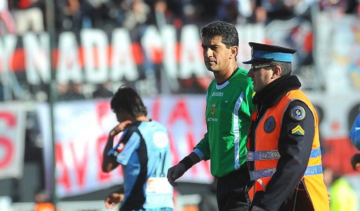 Sergio Pezzotta, el árbitro que más perjudicó a River: Nunca me sentí condicionado
