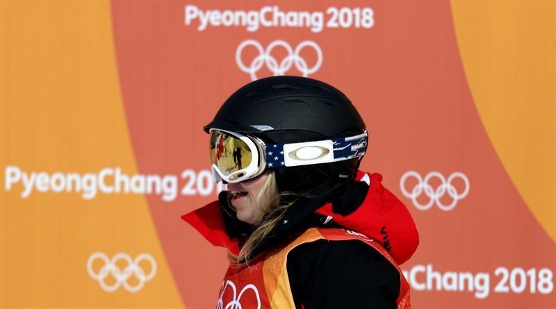 Elizabeth Swaney y la performance más ridícula de los Juegos Olímpicos de Invierno