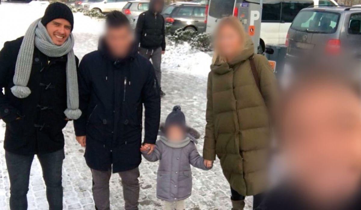 Zárate está en Letonia a pocos días de que se confirme su condena a prisión por abuso sexual
