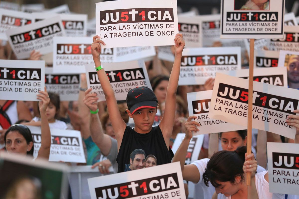 Tragedia de Once: la Justicia confirmó condenas, pero por ahora no habrá detenidos