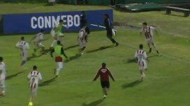 La semifinal de la Libertadores Sub 20 terminó con un escándalo