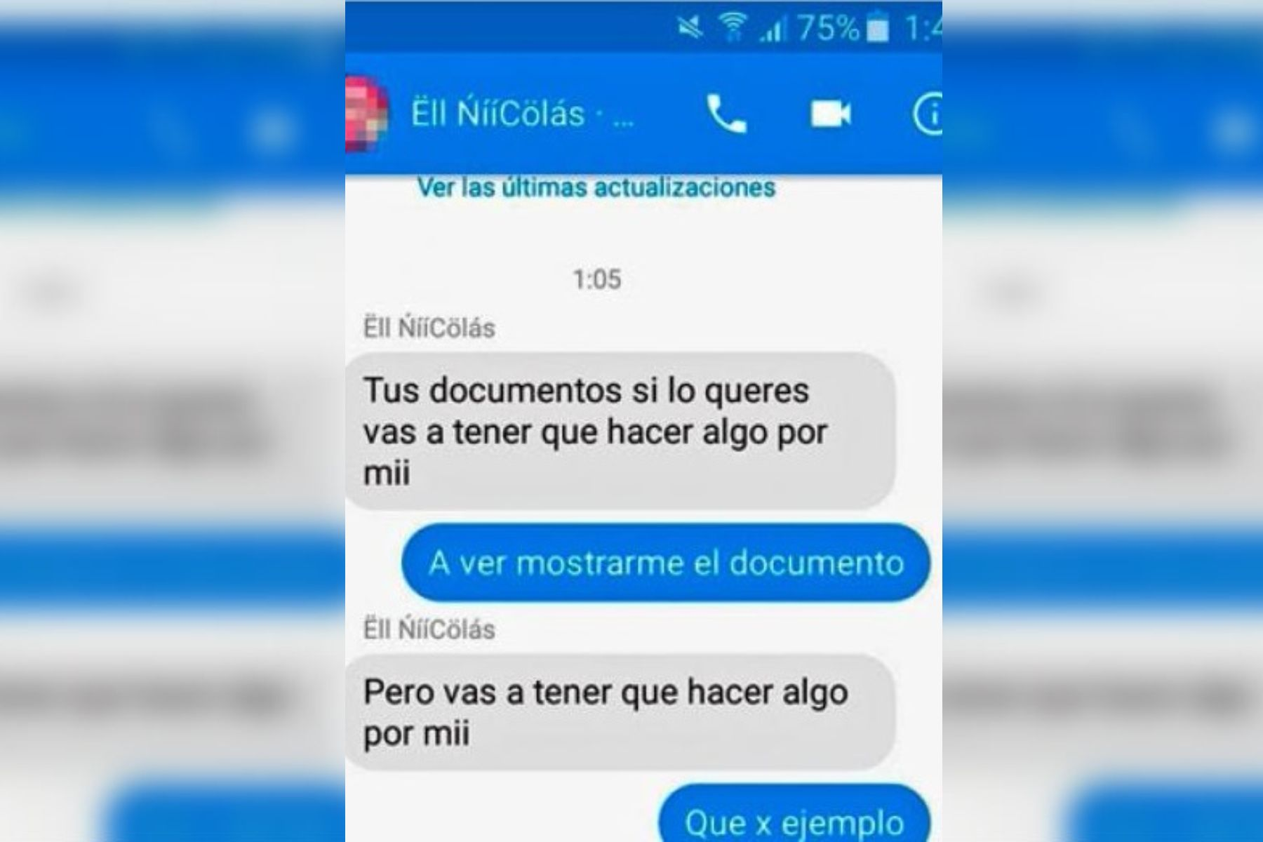La Pampa: encontró el DNI de una mujer y le pidió sexo para devolvérselo