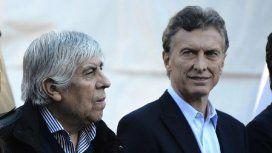 Moyano: Si Macri tuviera sentido común, no debería ser candidato