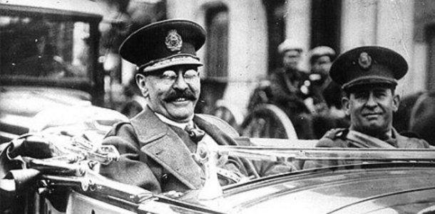 En 1930, el golpe de Uriburu dio inicio a la Década Infame<br>
