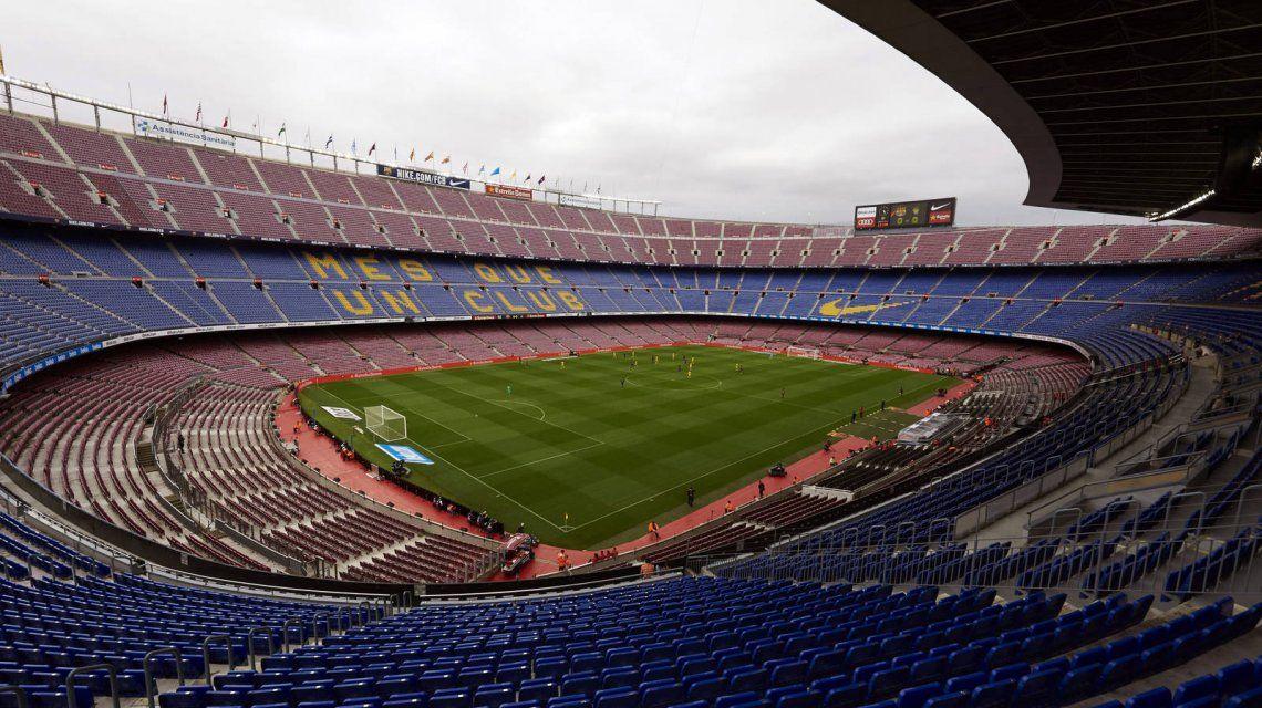 Barcelona no quiere ceder el Camp Nou para un amistoso de la Selección argentina