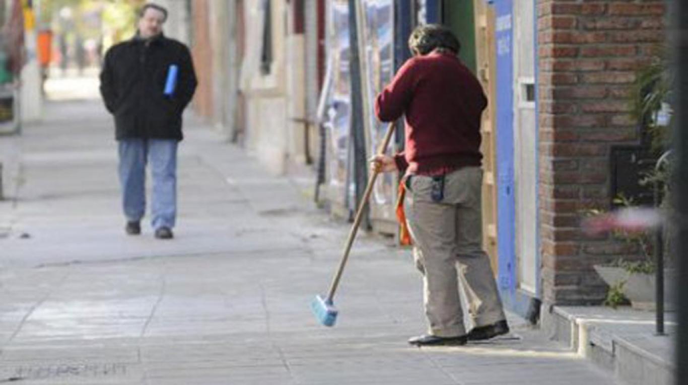 Las veredas más limpias de la Ciudad tendrán recompensa