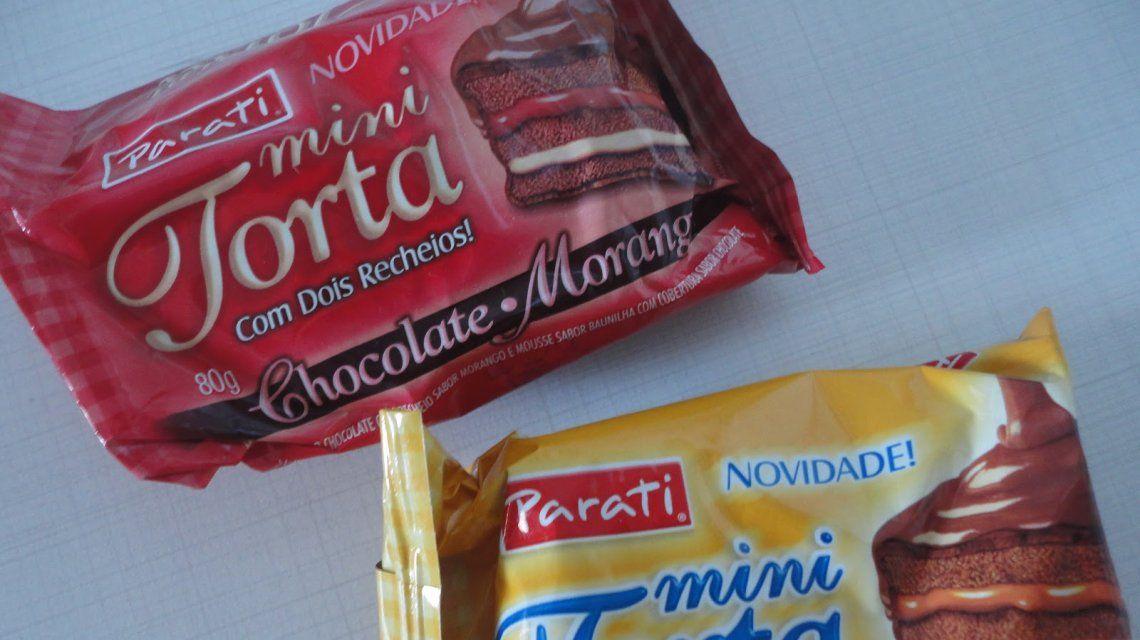 Mini torta Parati